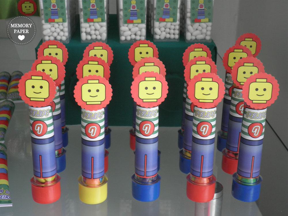 Festa Lego do Felipe